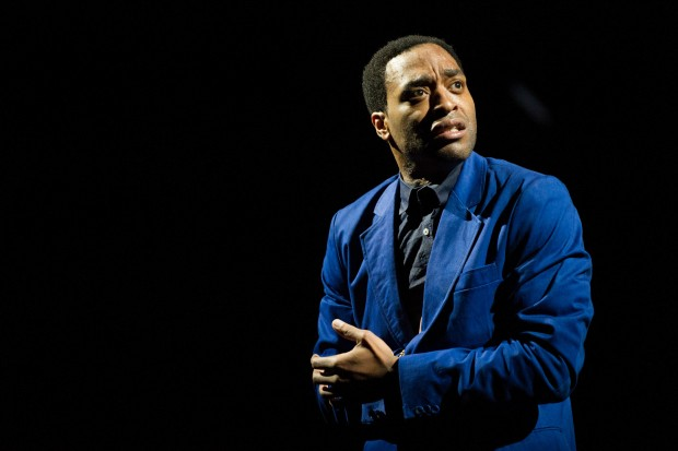 Everyman, Chiwetel Ejiofor at the National