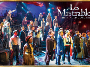 1.  Les Miserables The Staged Concert Charity DVD